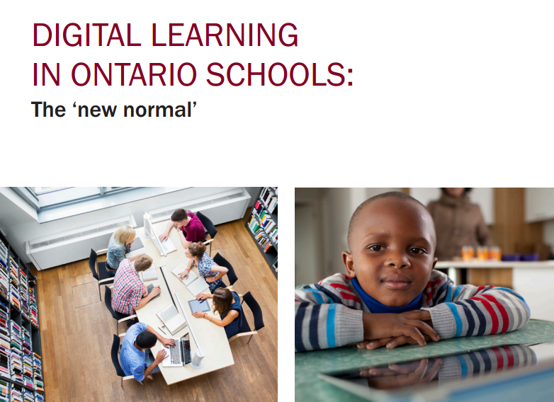 Digital Learning Report 2014