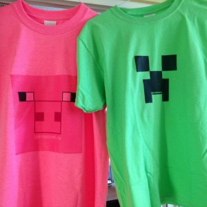 Extra options for Genius Owl Minecraft Birthday Parties