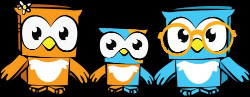 Genius Owl: Owl Famil Club