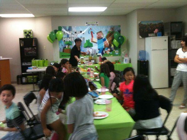 Five best birthday party ideas