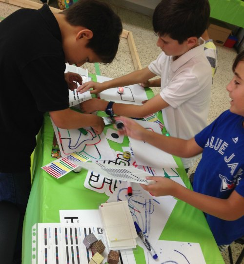 Birthday Party Ideas: Minecraft Party at Genius Owl