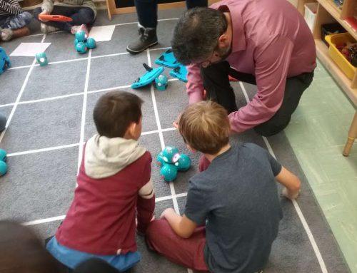 Robotics & Coding in Elementary Schools