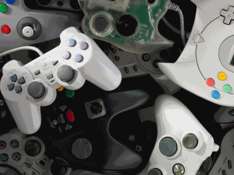 Genius Owl Video Games Birthday Party