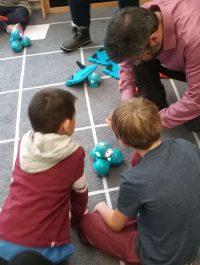Coding Robotics in Elementary Schools