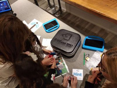STEM birthday parties by Genius Owl