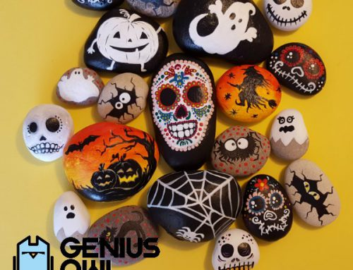 Halloween Rock Art Workshop