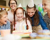 educational birthday parties